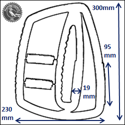 Vise-gripper-dimensions